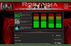 Rosanna - Toto-Coverband